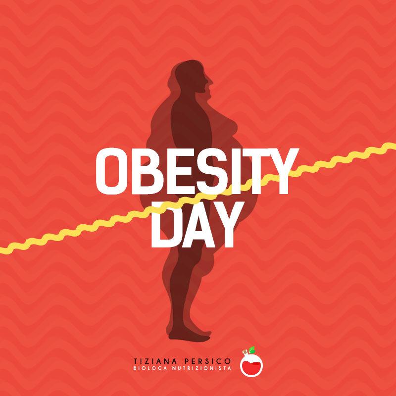 """OBESITYDAY """"La stigmatizzazione della nutrizione"""""""